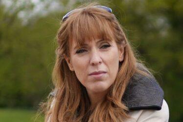 Les espoirs d'Angela Rayner ont été brisés en tant que travaillistes `` insensés '' de penser qu'il survivra indéfiniment