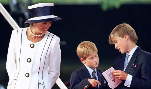 Les fils de Diana, Harry et William, se sont prononcés depuis la publication des conclusions du rapport