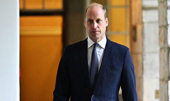 Le prince William a déclaré que l'interview ne devrait plus être diffusée
