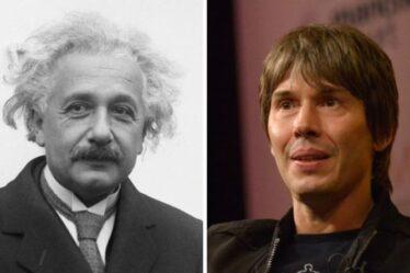 Brian Cox a appelé à une refonte de la théorie d'Einstein avant la découverte révolutionnaire de la matière noire