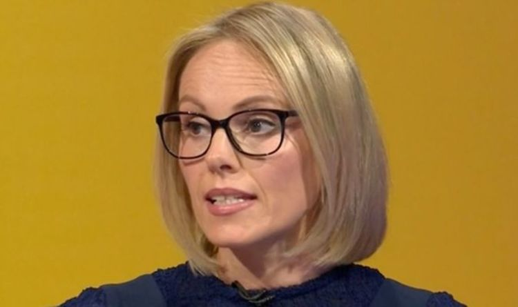 BBC QT: Michelle Dewberry se heurte à Lisa Nandy à propos du Brexit - `` Qui représentez-vous? ''