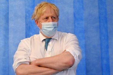 Boris met en garde contre le retard dans la levée de toutes les règles de verrouillage alors que les cas d'augmentation des variantes indiennes