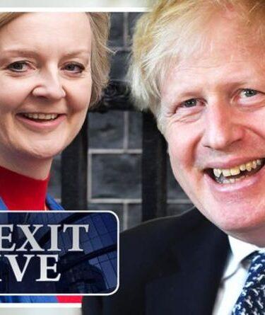 Brexit LIVE: Oubliez l'UE!  Le chef des finances africaines célèbre la sortie du Royaume-Uni - méga-accords à l'horizon