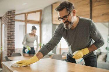 Comment nettoyer toute votre cuisine - en utilisant uniquement du bicarbonate de soude