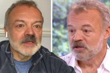 Graham Norton a demandé à tenir la main d'un étranger après avoir été poignardé `` Je ne voulais pas mourir seul ''