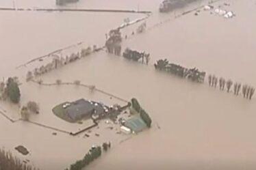 Inondations en Nouvelle-Zélande: l'état d'urgence déclaré alors que des centaines de personnes ont été évacuées