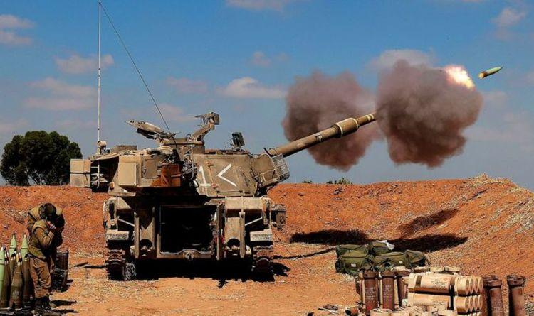 Israël s'apprête à envahir Gaza en flammes alors que le nombre de morts grimpe à 87