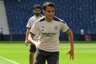 La star de Man City, Eric Garcia, vise à creuser à Man Utd avant de terminer le transfert de Barcelone