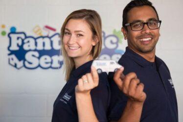 Lancement d'un fonds de subvention de franchise d'un million de livres sterling pour amorcer 200 nouvelles petites entreprises