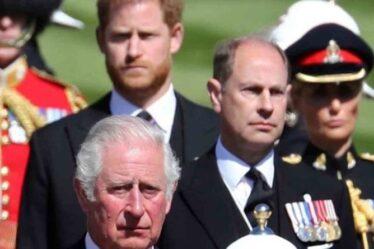Le prince Harry sur le dernier avertissement: Charles promet d'interrompre son fils s'il attaque la reine