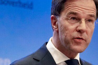 L'éclatement de l'unité de l'UE: les Pays-Bas s'en prennent aux passeports vaccinaux Covid