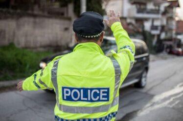 Les conducteurs pourraient être condamnés à une amende et à des points de pénalité pour avoir voyagé ce week-end férié