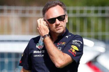 Lewis Hamilton commente le patron de Red Bull mordant pour défendre Max Verstappen