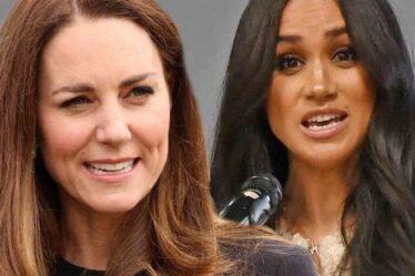 Meghan se moquait alors qu'une photo d'elle avec Kate refait surface avant de rencontrer Harry