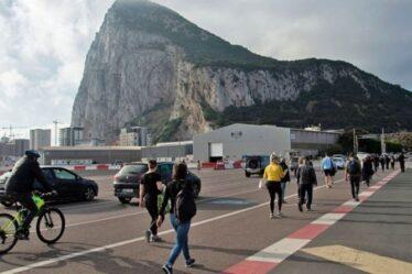 """Panique à Gibraltar : l'UE a ordonné d'agir alors que l'échéance clé approche - """"Ils ne font rien !"""""""