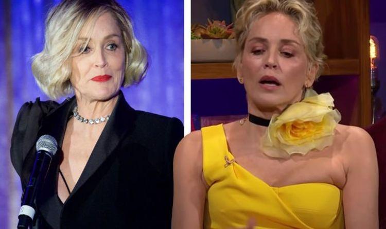 Sharon Stone décrit son expérience de mort imminente d'un accident vasculaire cérébral comme `` étrange et belle ''