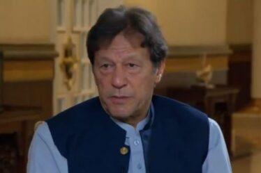 Imran Khan sauvage pour ne pas avoir condamné le génocide 'grotesque' en Chine 'C'est à VOTRE frontière !'