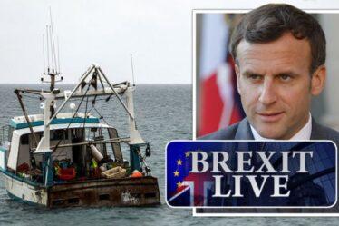 """Brexit EN DIRECT : la France déclare la guerre de la pêche - """"Le Royaume-Uni n'obéira pas aux règles... nous utiliserons TOUTES les options !"""""""
