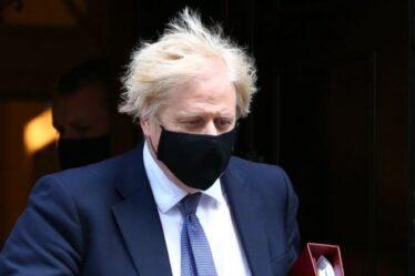 """Christian Eriksen: Boris Johnson """"choqué"""" et envoie des pensées à la famille de la star danoise"""