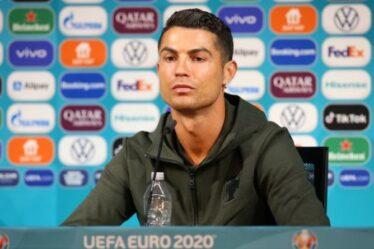 Cristiano Ronaldo refuse d'exclure le retour de Man Utd au milieu de la décision de transfert de la Juventus