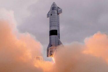Date de lancement du vaisseau spatial SpaceX : Elon Musk « tire pour juillet » avec le vol de la fusée Mars
