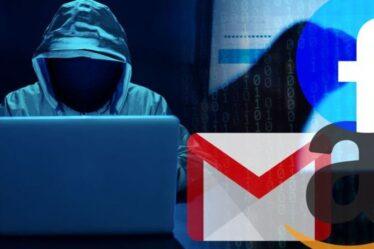 Des millions de connexions Gmail, Facebook et Amazon VOLÉS – découvrez si vous êtes concerné