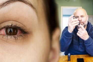 Diabète de type 2 : glycémie élevée et yeux – le glaucome peut causer la cécité