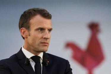 Emmanuel Macron humilié par les électeurs français aux élections régionales « gifle »