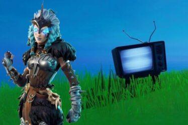 Emplacements de téléviseurs effrayants Fortnite: Comment détruire les téléviseurs pour Foreshadowing Quest