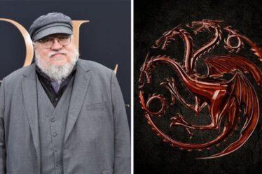 Game of Thrones: la date de sortie de House of the Dragon a été divulguée alors que George RR Martin partage des nouvelles