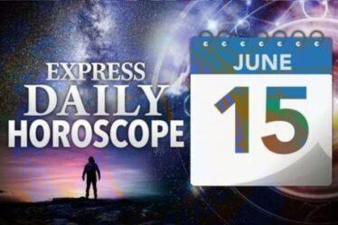 Horoscope du jour du 15 juin : Votre lecture de signe astrologique, astrologie et prévisions du zodiaque