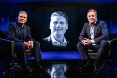 Keir Starmer: Cinq points clés de l'interview de Piers Morgan