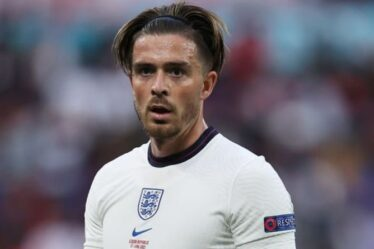 L'Anglais Jack Grealish se fixe l'objectif de Paul Gascoigne et Wayne Rooney à l'Euro 2020