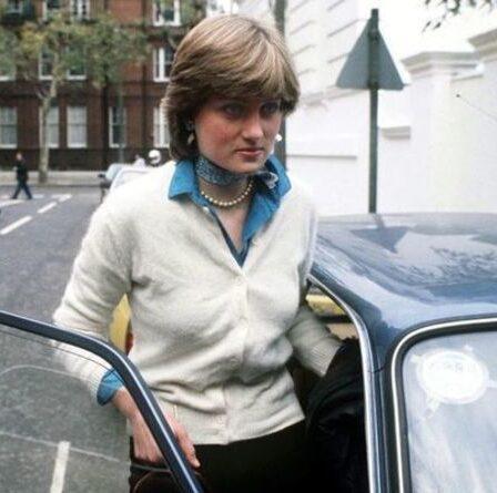 La Ford Escort de la princesse Diana vendue 50 000 £ à un musée sans nom en Amérique du Sud