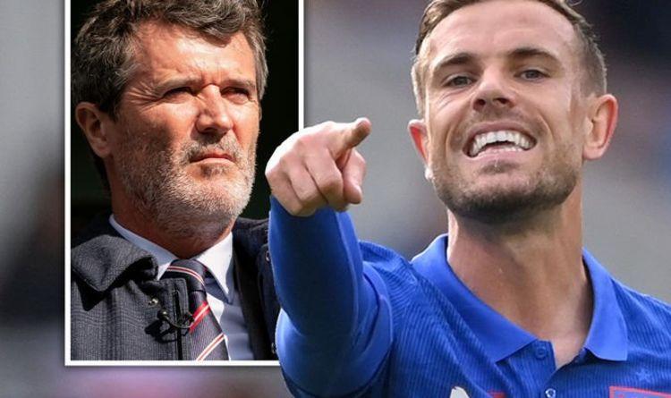 La star de Liverpool Jordan Henderson répond au jibe de Roy Keane pour l'Euro 2020 d'Angleterre