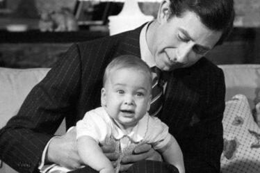 Le prince Charles fait un joli salut à son fils William alors qu'il fête ses 39 ans