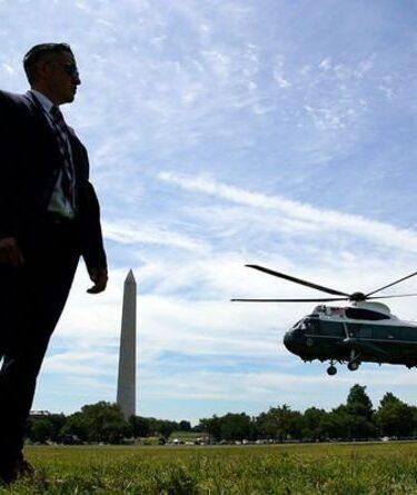 Les services secrets de Joe Biden «prennent d'assaut» Cornwall avec des hélicoptères avant le sommet du G7