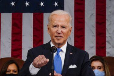 L'humiliation de Joe Biden alors que les États-Unis « risquent » de ne pas atteindre la cible de vaccination, prévient un analyste