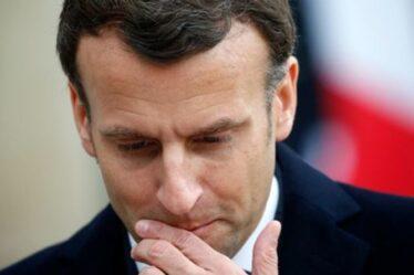 Macron panique alors que le parti se dirige vers une défaite électorale humiliante – Le Pen monte en flèche dans les sondages
