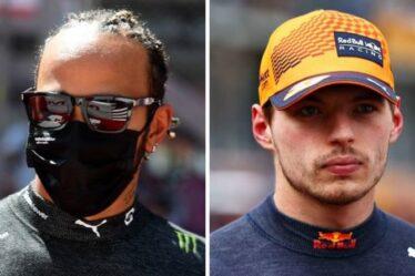 """Max Verstappen promet de mener le combat de Lewis Hamilton jusqu'au bout - """"Ce n'est jamais assez"""""""