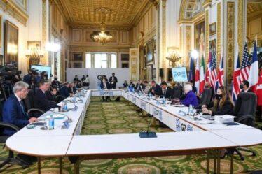 Membres du G7 – quels pays font partie du G7 ?