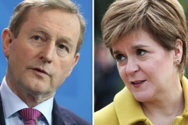 """Nicola Sturgeon a supplié le Premier ministre irlandais d'aider à la candidature à l'UE: """"Un messager qui fait des problèmes!"""""""