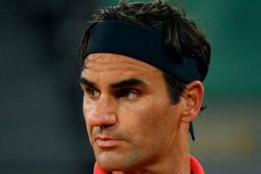 """Roger Federer confirme son statut aux Jeux olympiques avant Wimbledon - """"Vous ne pouvez pas tout jouer"""""""