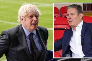 Sondage sur les élections partielles de Batley et Spen: vote crucial pour voir Boris infliger un coup paralysant à Keir