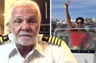 """Sous le pont: le capitaine Lee snobe l'ancienne co-star """"ne le ferait pas revenir"""""""