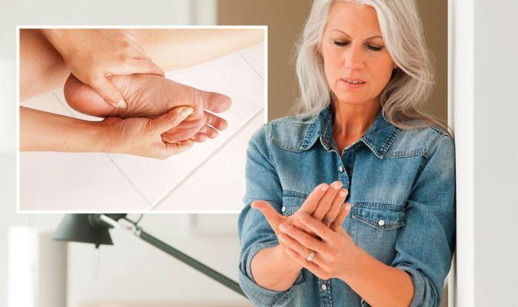 Symptômes de carence en vitamine B12: les signes de faibles taux de vitamine B12 provoquent des `` lésions nerveuses possibles ''