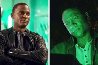 The Flash saison 7: Les fans s'effondrent alors que John Diggle revient avec un énorme tease de Green Lantern