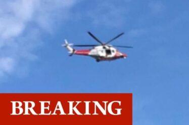 Urgence de Southend: ambulance aérienne brouillée – craintes pour un nageur «en difficulté dans l'eau»