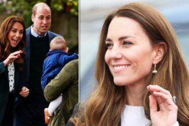 """""""Véritable"""": Kate Middleton a une astuce pour """"créer des liens instantanés"""" avec le public"""