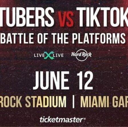 YouTube vs TikTok boxing time ce soir: à quelle heure les YouTubers vs TikTokers se battent-ils ce soir?